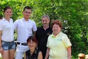 Familie Eiermann